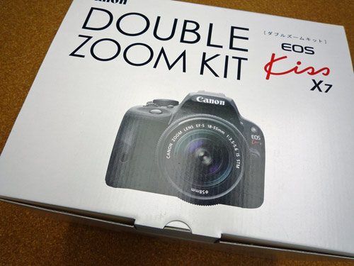 Canon eoskiss x7